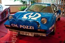 Manoir de l'automobile de Lohéac - Ferrari 308 GTB groupe 4