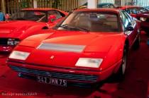 Manoir de l'automobile de Lohéac - Ferrari 512 BB