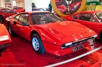 Manoir de l'automobile de Lohéac - Ferrari 308 GTB