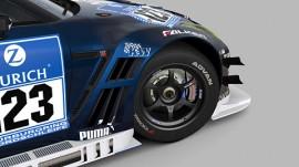Gran Turismo 6 - modélisation