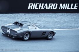 Richard Mille sponsor de Le Mans Classic