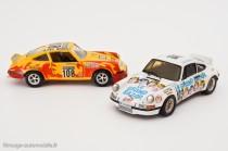 Tour Auto 1973 - Porsche 911 Carrera RSR 2,8l, Ballot Lena et Rouget  - Solido et Kit Tron AMR