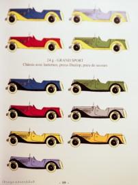 livre Dinky Toys : Les modèles Français 1934 - 1940 - Claude Wagner - Jacques Dujardin