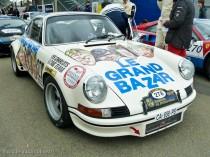 """Porsche 911 Carrera RSR 2,8l """"Le Grand Bazar""""- Tour Auto 2013 Optic 2000"""