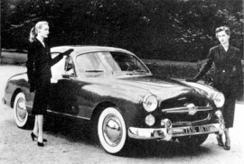 Ford Comète 1951