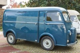 Fourgon Peugeot D3