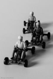 Leskokart Midget - Dinky Toys réf. 512 -