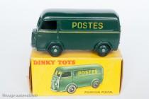"Dinky Toys 25 BV - Peugeot D3A ""Postes"" - variante 1"