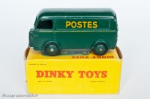 "Dinky Toys 25 BV - Peugeot D3A ""Postes"" - variante 3"