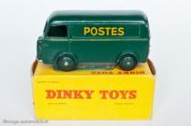"Dinky Toys 25 BV - Peugeot D3A ""Postes"" - variante 3"