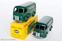 "Dinky Toys 25 BV - Peugeot D3A ""Postes"""