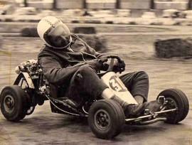 Karting dans les années 60