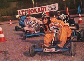 Course de Leskokart