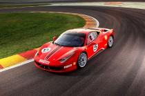 Ferrari 458 Challenge présentation 2010 - Photo Ferrari