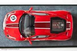 Ferrari 458 Challenge présentation 2010 - BBR models