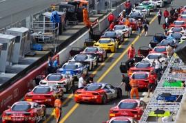 Ferrari 458 Challenge - Le Mans 2013 - séance d'essais