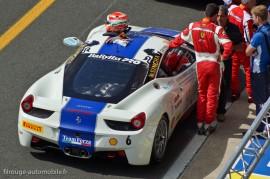 Ferrari 458 Challenge - Le Mans 2013
