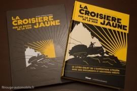 La croisière jaune - Ariane Audouin-Dubreuil - Glénat