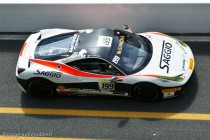 Ferrari 458 Challenge de Dirk Adamski - 1ème Le Mans 2013 en Coppa Shell - 2ème Coppa Shell 2013