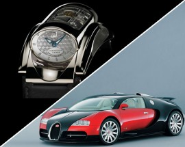 Parmigiani et Bugatti
