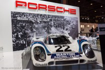 Porsche 917 K - Rétromobile 2014