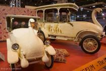 Cygnet et Brooke - Automobiles de Maharaja - Rétromobile 2014