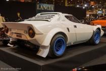 Lancia Stratos compétition - Le patrimoine Lancia - Rétromobile 2014