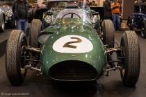 Aston Martin F1 - Rétromobile 2014