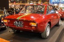 Lancia Fulvia - Le patrimoine Lancia - Rétromobile 2014
