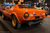 Lancia Stratos route - Le patrimoine Lancia - Rétromobile 2014