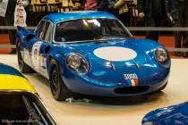 Alpine A211 - Les Alpine de Jean Rédélé - Rétromobile 2014