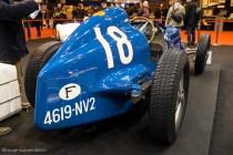 Bugatti 59 de 1938 - Rétromobile 2014