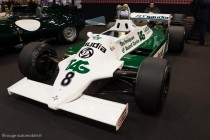 Williams FW07C/D de 1981 - Fiskens - Rétromobile 2014