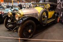 Turcat-Méry Model MJ Boulogne Roadster de 1913 - Fiskens - Rétromobile 2014