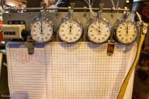 Les chronographes dans le sport automobile