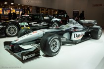 Mc Laren Mercedes MP4-15 - 2000 - Rétromobile 2014