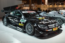 Mercedes CLK DTM 2002 - Rétromobile 2014