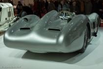 Mercedes W196 R - Fangio - Rétromobile 2014