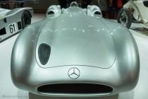 Mercedes-Benz W 196 R - Rétromobile 2014