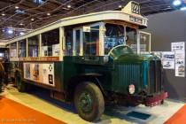Autobus Renault TN6A de 1932 - Rétromobile 2014