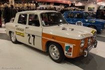 Renault 8 Gordini - Rétromobile 2014