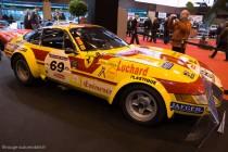 Ferrari Daytona compétition - Rétromobile 2014