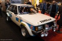 Talbot Sunbeam Lotus Rallye - Rétromobile 2014