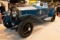 Rolls Royce 17EX de 1928 - Automobiles de Maharaja - Rétromobile 2014