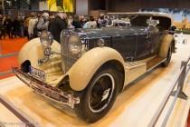 Mercedes Benz SS de 1930 - Automobiles de Maharaja - Rétromobile 2014