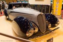 Delahaye 135 de 1938 - Automobiles de Maharaja - Rétromobile 2014