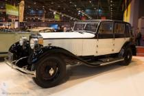 Isotta Fraschini Tipo 8A de 1929 - Automobiles de Maharaja - Rétromobile 2014