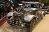 Rolls Royce Twenty de 1925 - Automobiles de Maharaja - Rétromobile 2014