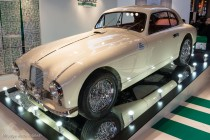 Aston Martin - Rétromobile 2014
