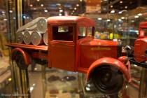 Jouets anciens - Rétromobile 2014